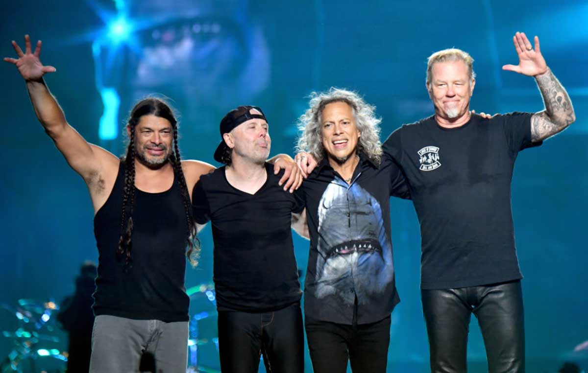 Metallica Members Net Worth, Life, Cars and Mansions
