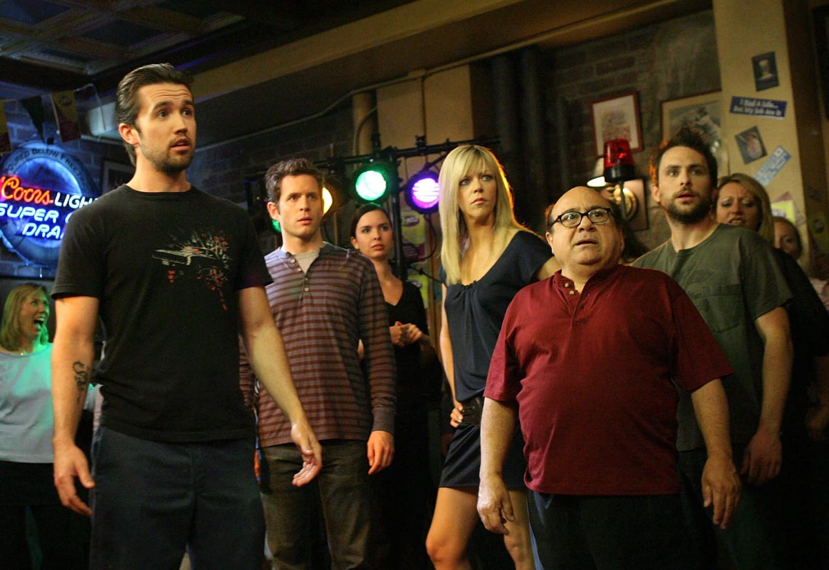 It's Always Sunny in Philadelphia Renewed for Four More Years