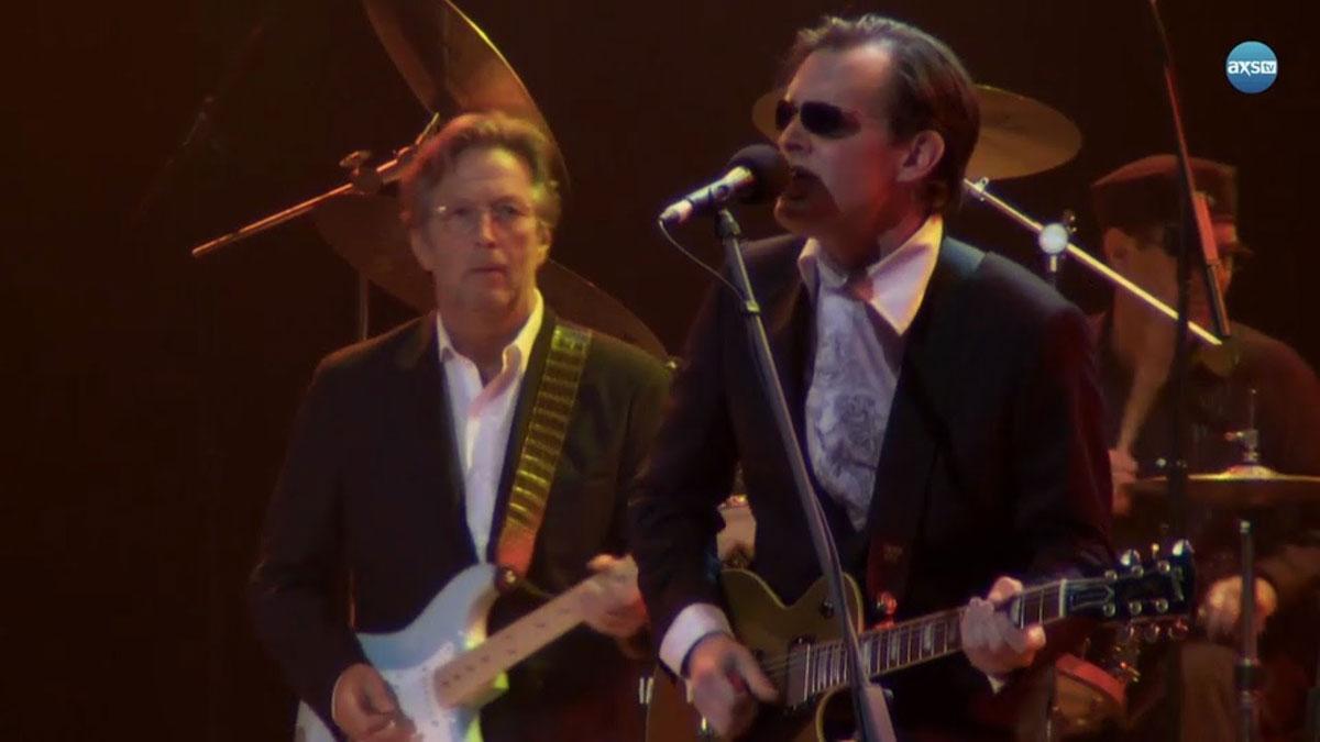 Joe Bonamassa Says He Can Never Repay Eric Clapton Debt That He Owe Him