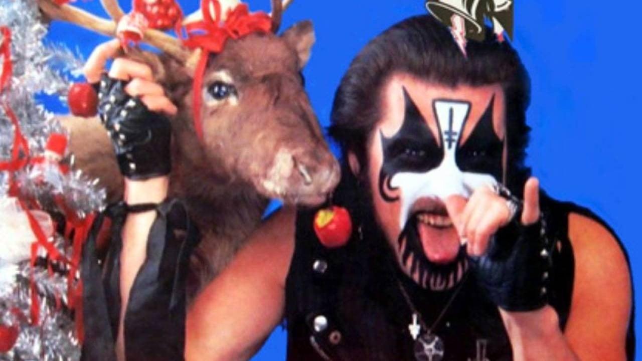 The Best Metal Christmas Songs