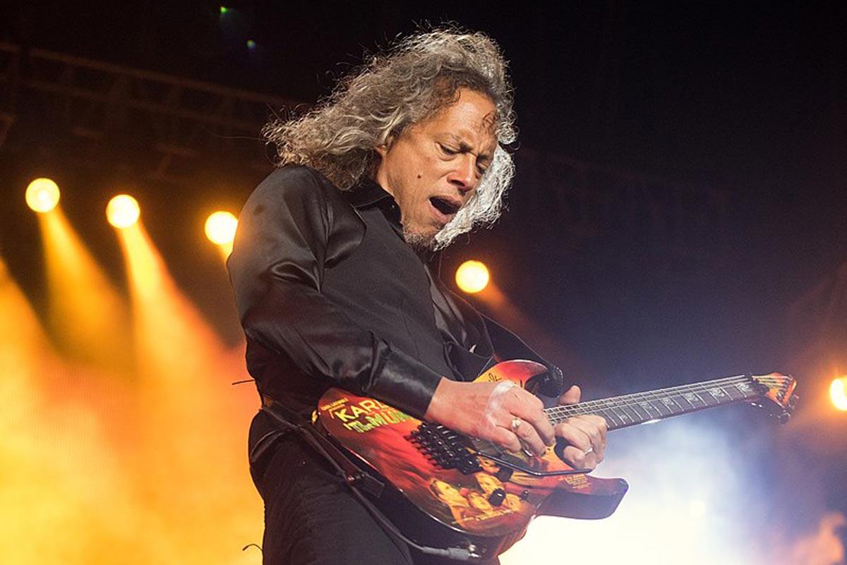 METALLICA's Kirk Hammett Explains His Favorite 3 Solos