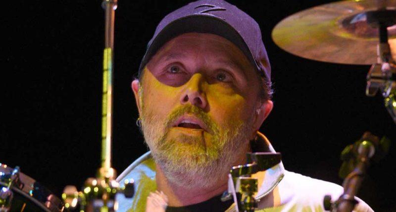 METALLICA's Lars Ulrich Tells His Favorite Old Albums In 2020