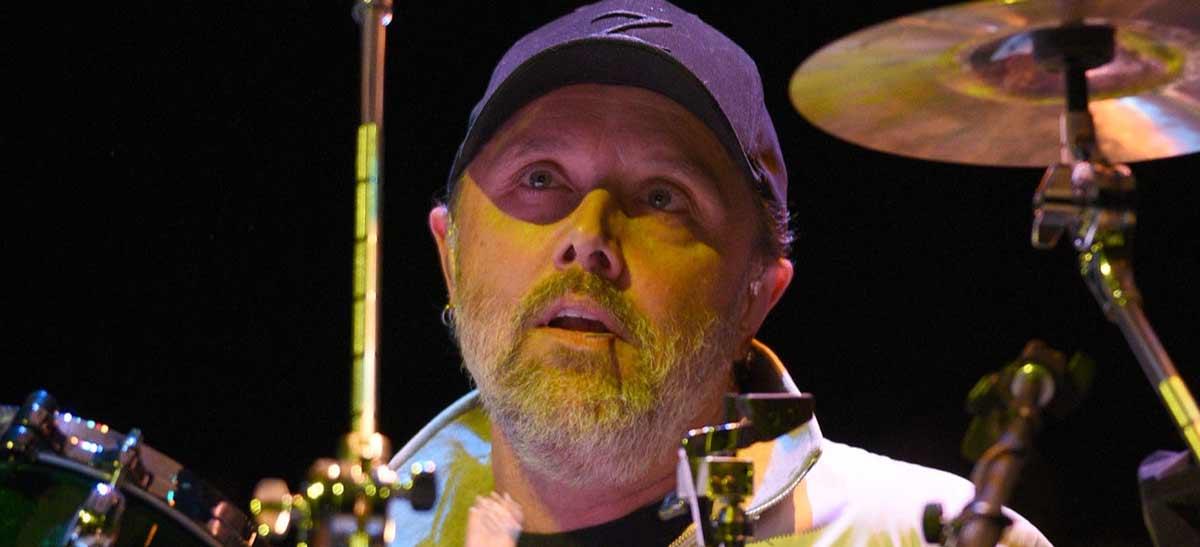 METALLICA's Lars Ulrich Reveals His Favorite Albums in 2020