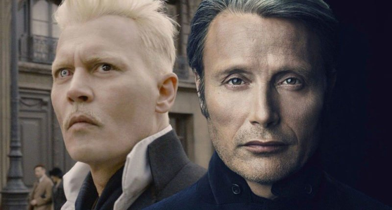 "Mads Mikkelsen ""Shocked"" to Replace Johnny Depp in Fantastic Beasts 3"