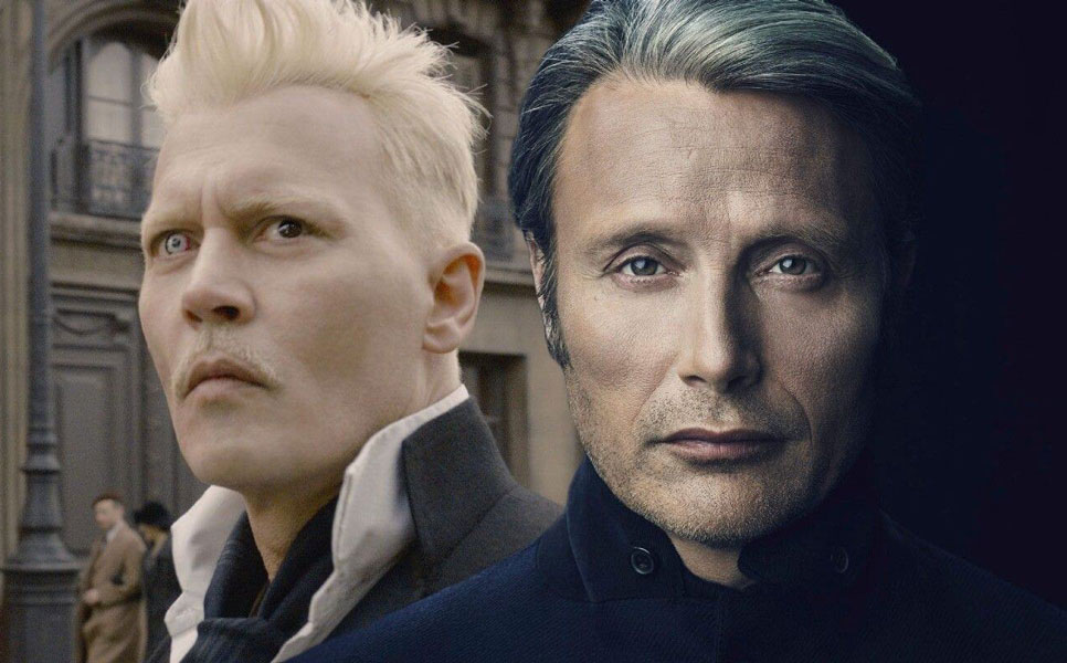 "Mads Mikkelsen ""Shocked"" to Replace Johnny Depp in Fantastic Beasts 3"