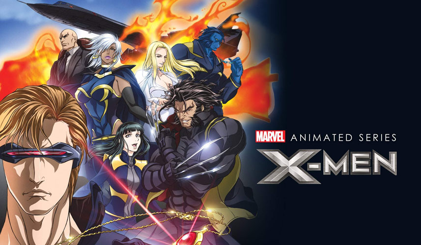 Netflix Will Release Marvel Anime X-Men and Wolverine in December 2020