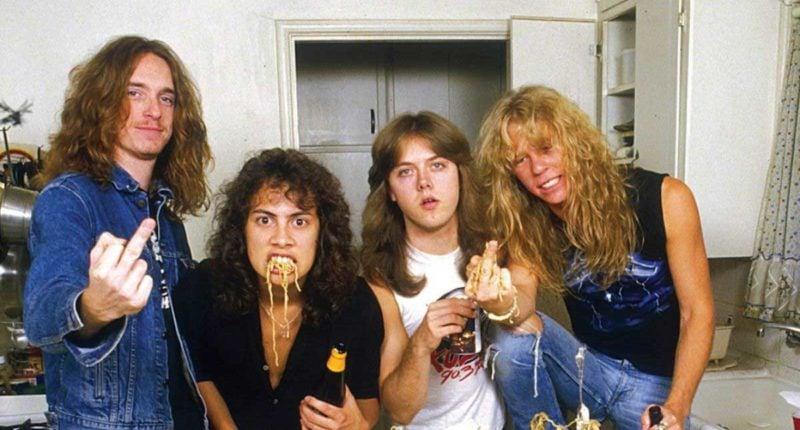 METALLICA's Fun Memory with Ozzy Osbourne in 1986 Tour
