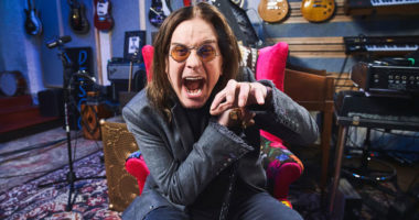 Ozzy Osbourne Wife Sharon Osbourne Posted He Looks Happy