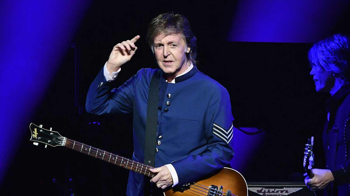 "Paul McCartney Spoke About COVID-19 Protesters, John Lennon and ""McCartney III"""