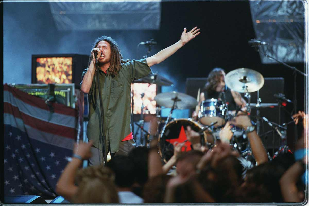 Is Rage Against the Machine Preparing For A New Album?