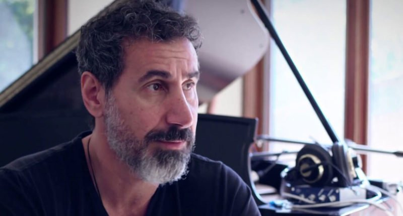 "Serj Tankian says new SOAD album: ""We're not thinking about right now"""