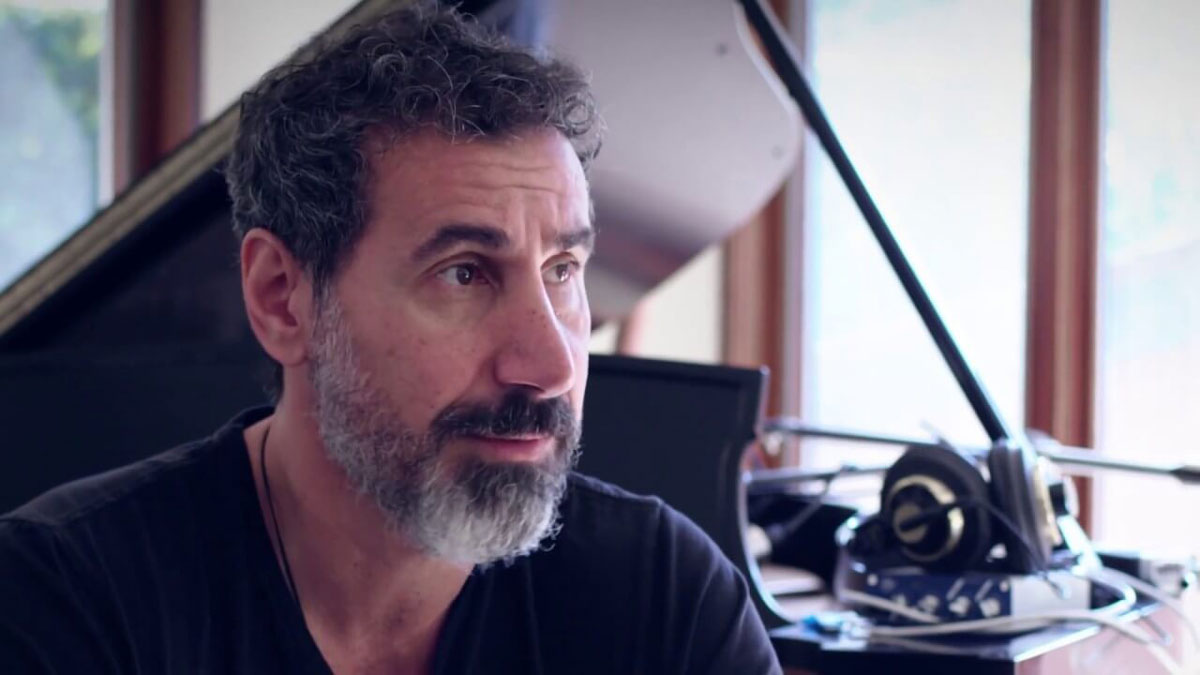 """Serj Tankian says new SOAD album: """"We're not thinking about right now"""""""