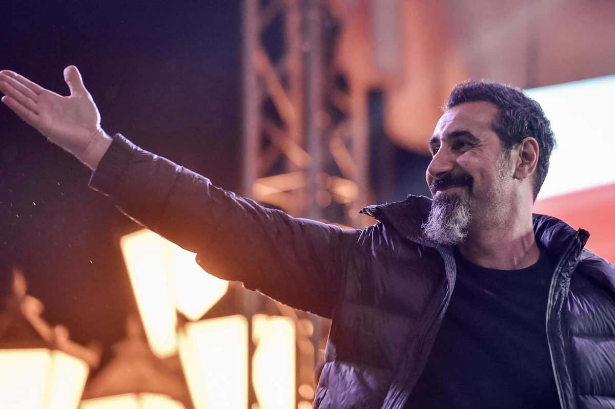 Serj Tankian Says 2020 is The Worst Year of His Life