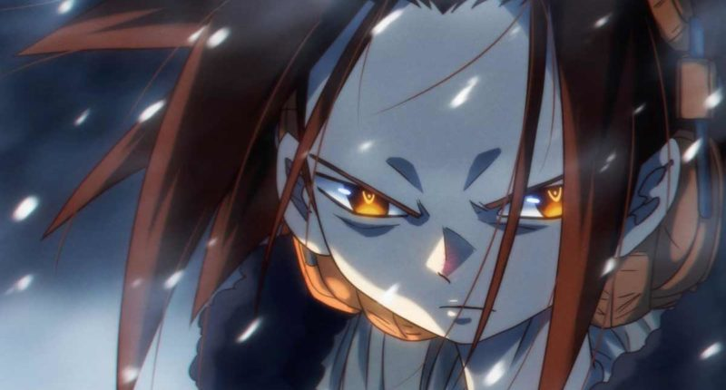 Shaman King Reboot: First PV and Characters