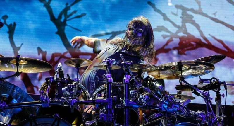 SLIPKNOT Drummer Says He Never Took A Drum Lesson