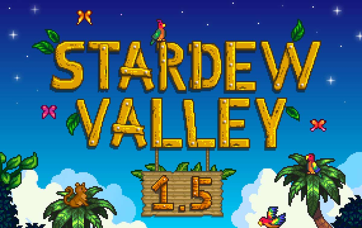 BIG UPDATE on Stardew Valley: Beach Farm And Co-Op Mode