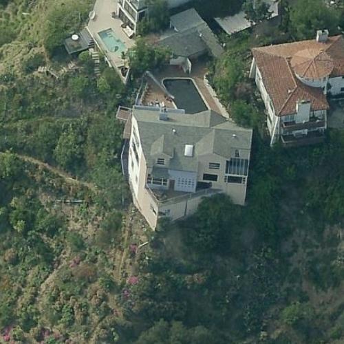 one of the Steven Tyler's House