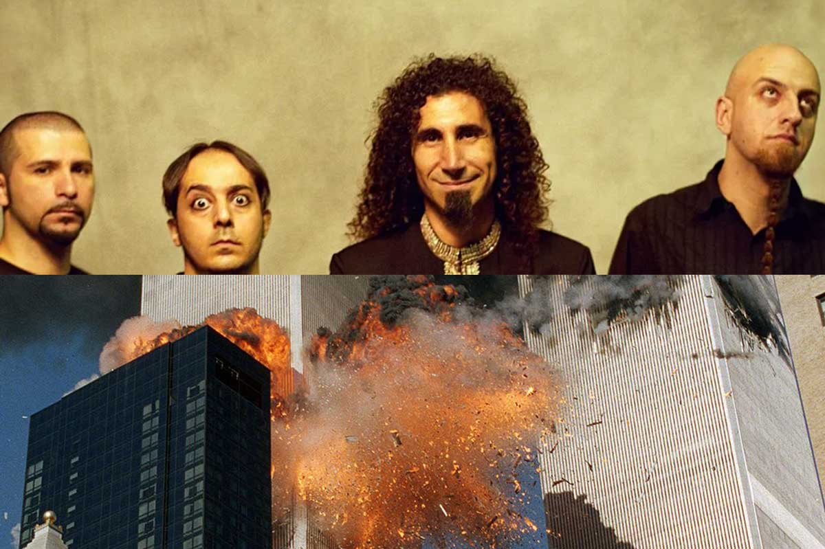 SYSTEM OF A DOWN Talks About 'Chop Suey' and 9/11