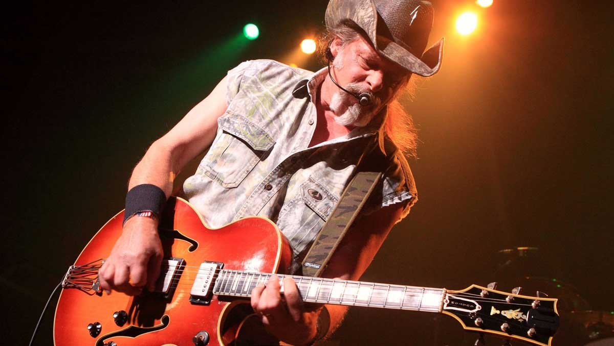 Ted Nugent Doesn't Belive in Corona and Racism
