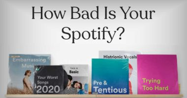 Test Your Spotify Taste in Music with this Application