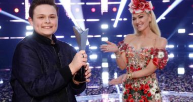 15 Years Old Carter Rubin Won 'the Voice' with His Coach Gwen Stefani