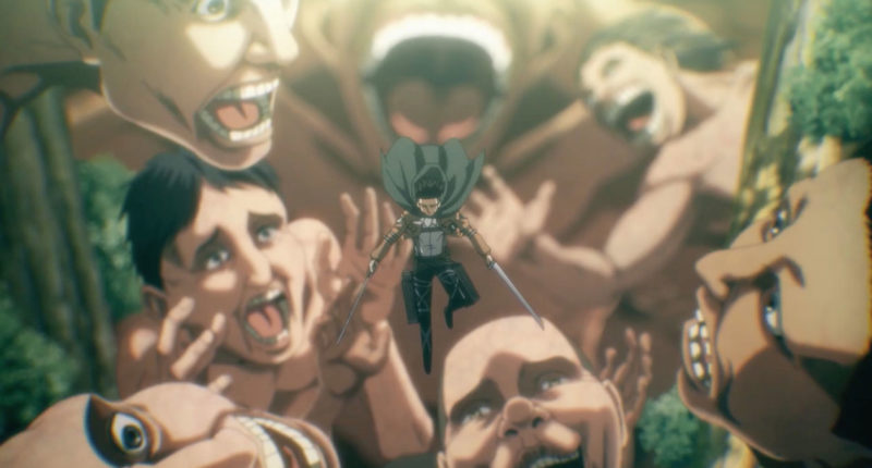 Attack on Titan Season 4 Episode 8 Release Date, and Trailer
