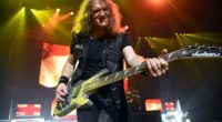 Bassist of MEGADETH Recalls 'Not Feeling Cool' at 'Weird' Show With TOOL