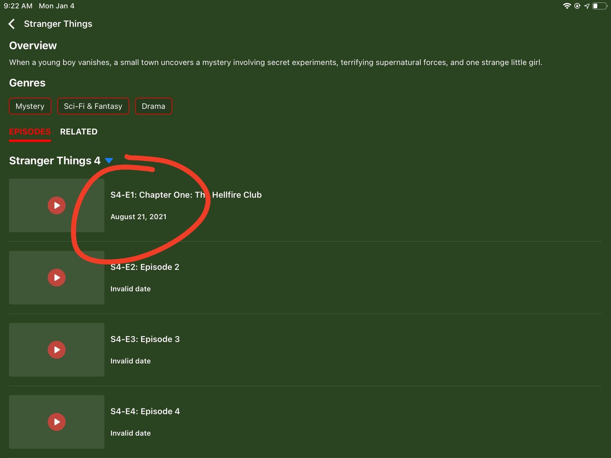 Stranger Things Season 4 Release Date Leaks, Netflix Update