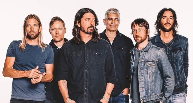 FOO FIGHTERS New Video for ''Waiting on a War'' is Available to Watch