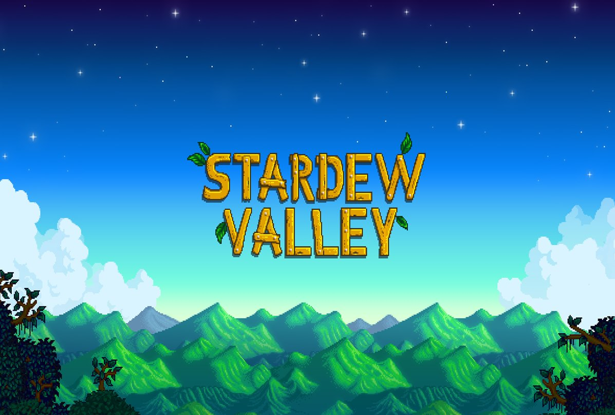 Stardew Valley Got Good News About 1.5 Update!