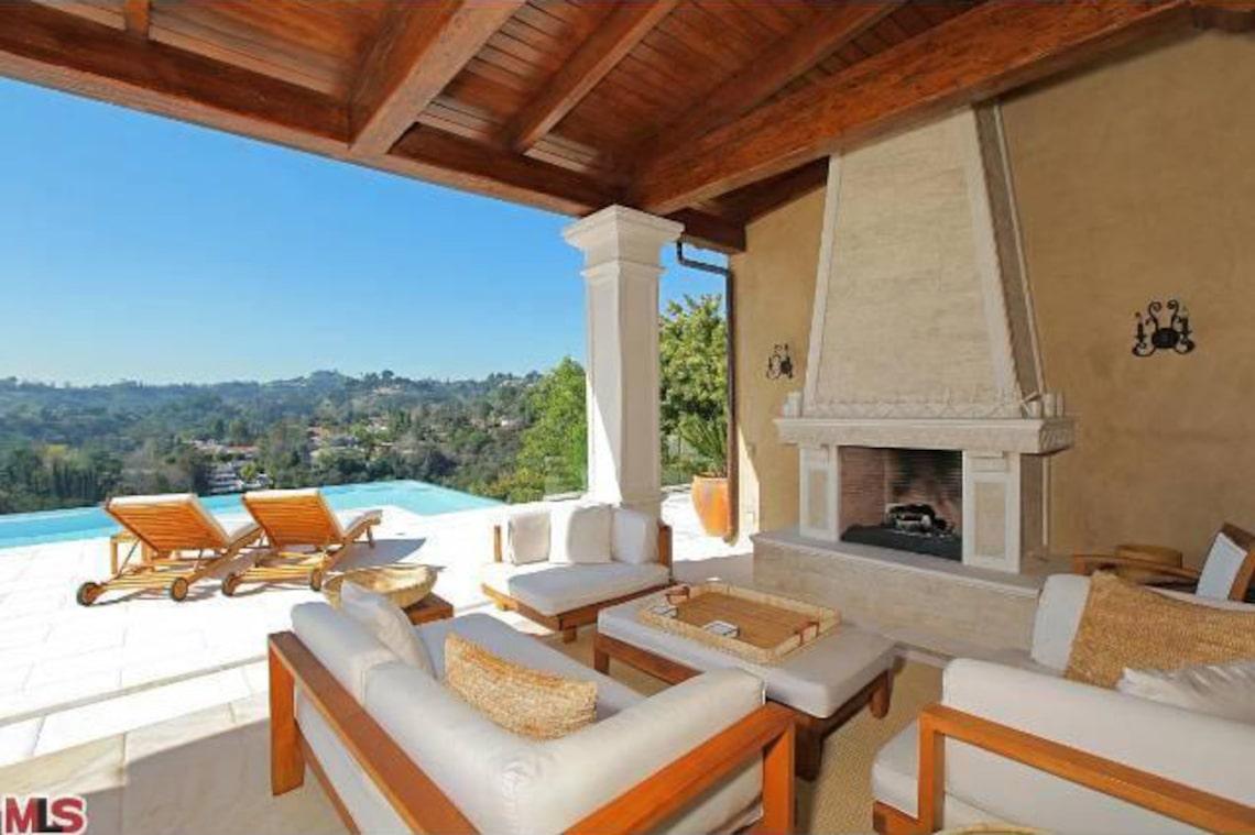 Chris Cornell's mansion