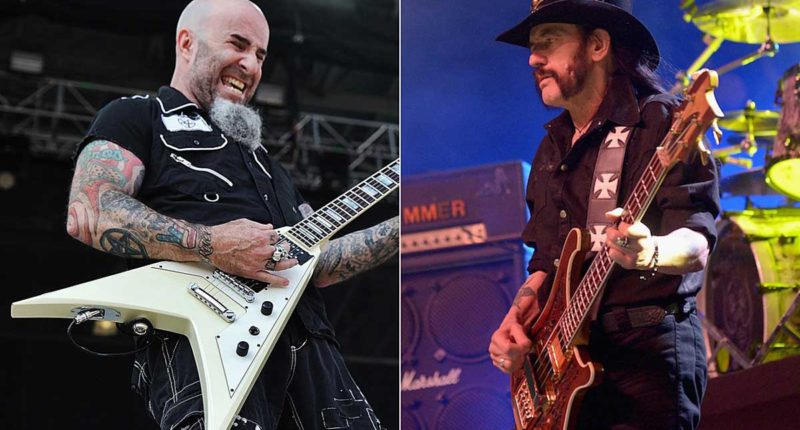 ANTHRAX's Scott Ian Recalls His First Alcohol Experience with Lemmy