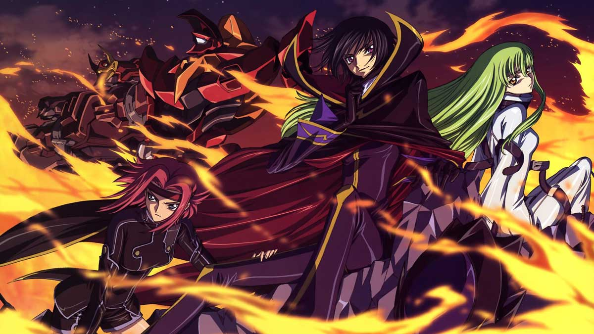Code Geass Timeline, Synopsis and Season 3 Release Date