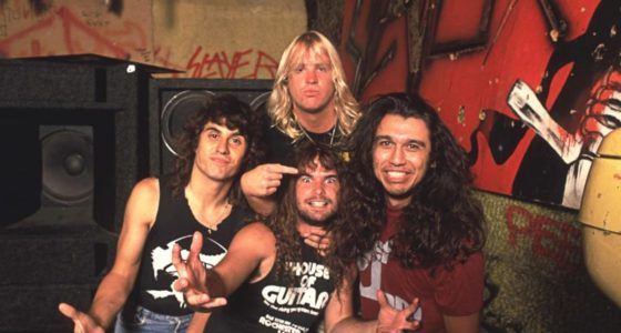 SLAYER Former Drummer Dave Lombardo Explains How He Joined The Misfits