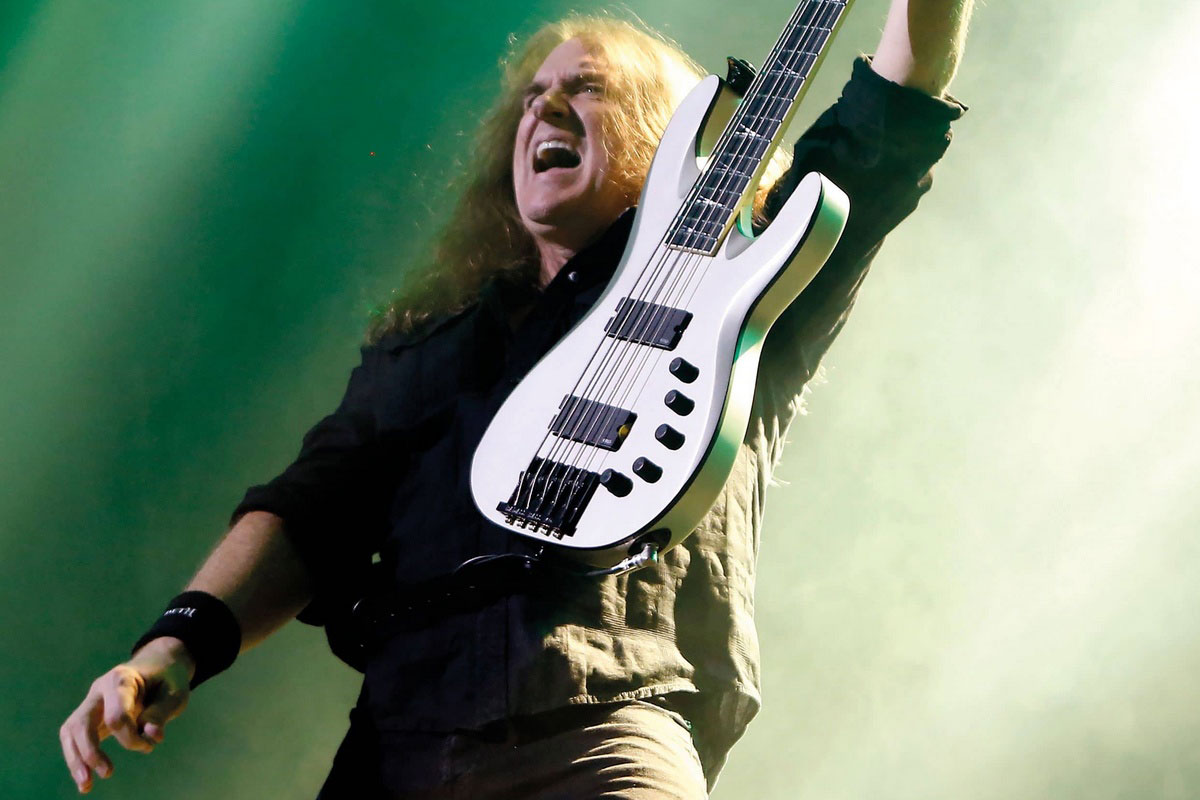 David Ellefson Talks About MEGADETH New Album and Concerts in 2021