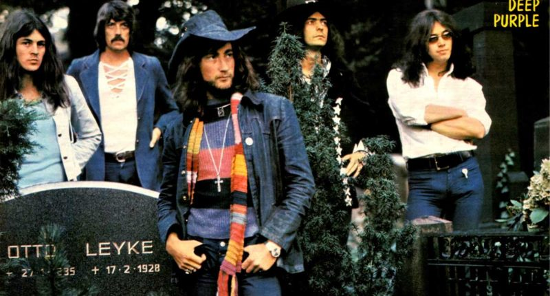 Deep Purple Affects Me in Biblical Proportion Says Yngwie Malmsteen