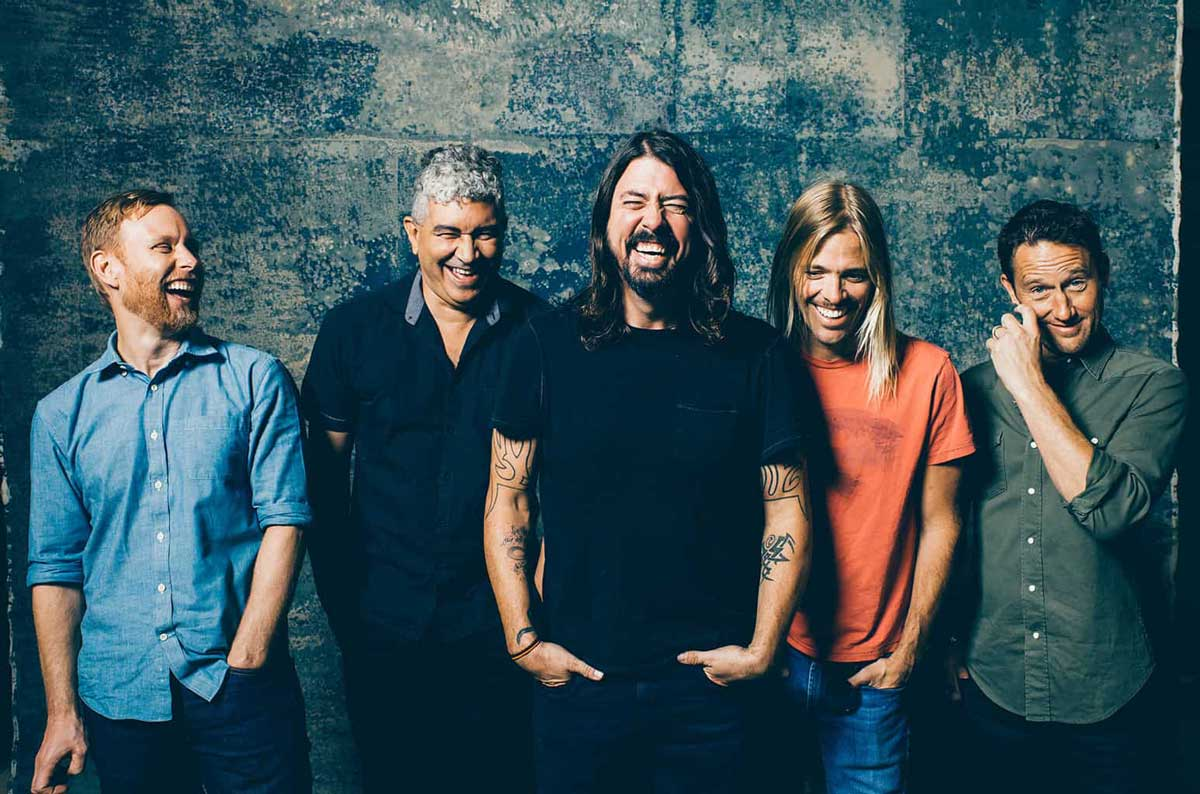 New music releases from Foo Fighters, Justin Bieber and more out