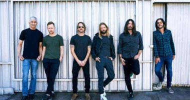 FOO FIGHTERS Frontman Says He Wrote the Song For His Daughter