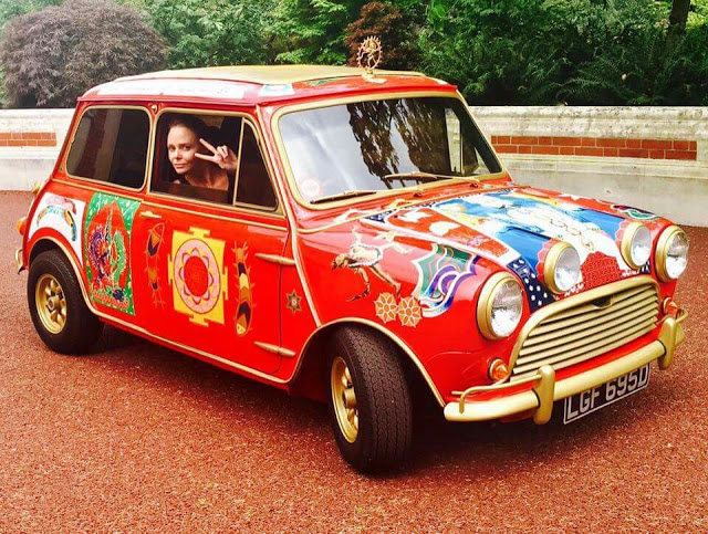 George Harrison's iconic car - Radford Mini