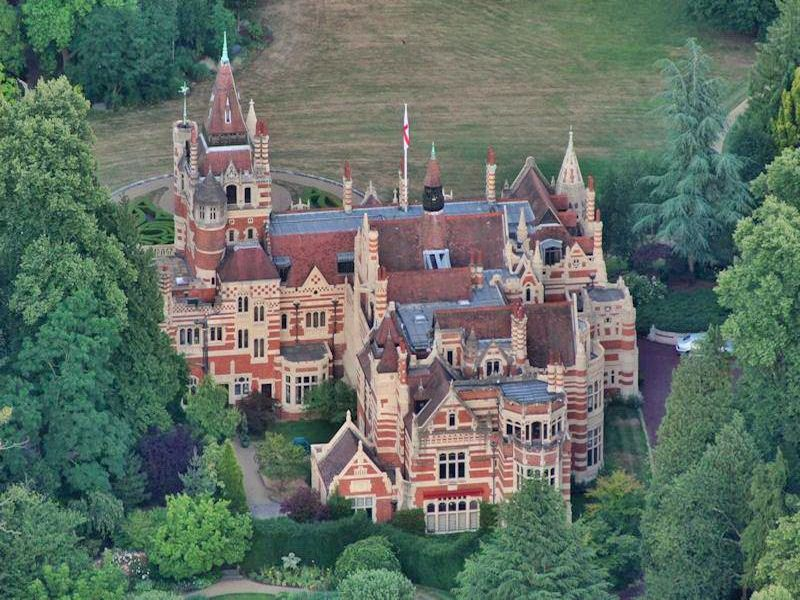 George Harrison's House, Friar Park