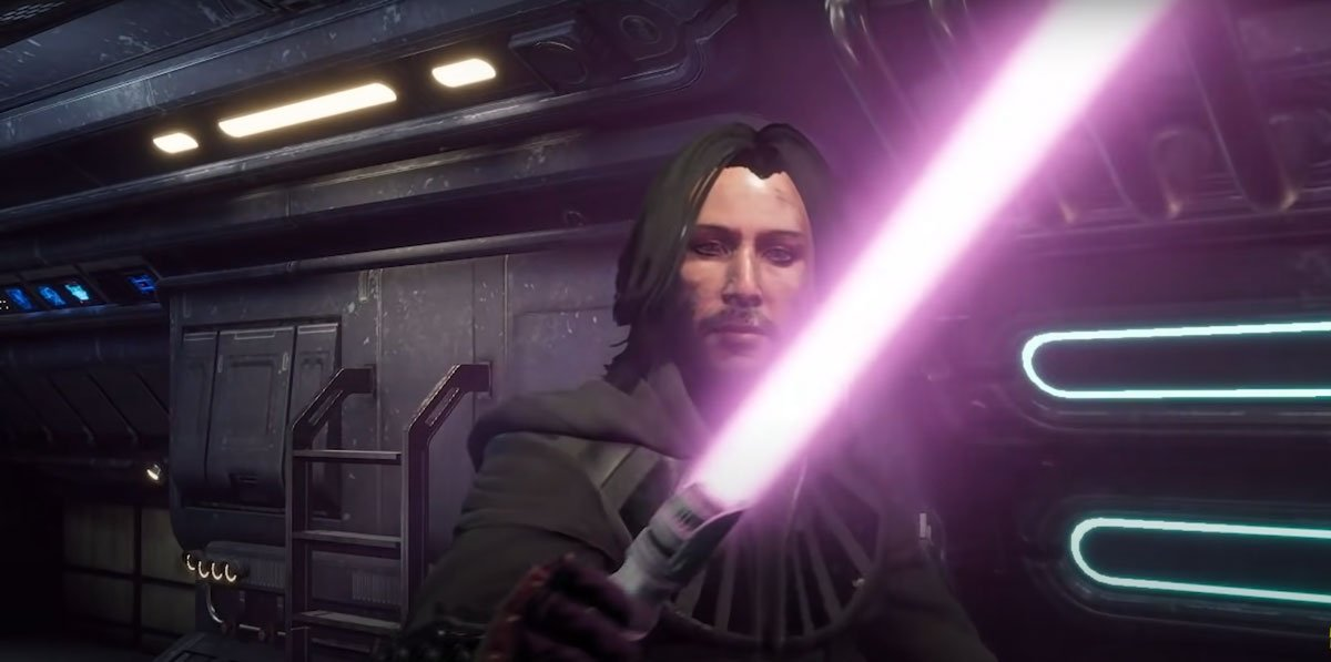 How to Play Star Wars Jedi Fallen Order as John Wick with New Mod