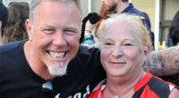 James Hetfield Pays Tribute To Mother of METALLICA