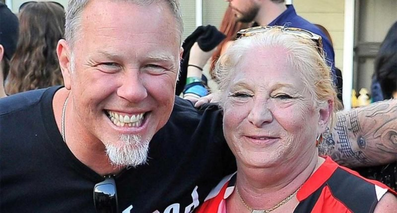 James Hetfield Pays Tribute To Mother of METALLICA