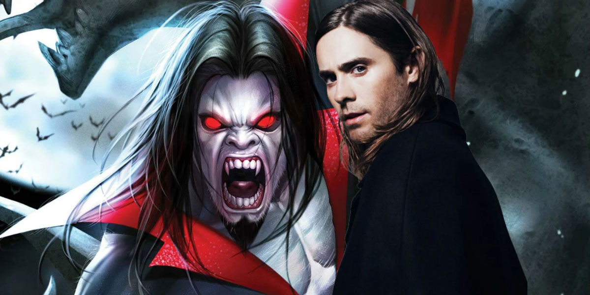 Jared Leto's 'Morbius' Release Date, Cast, Synopsis and Trailer