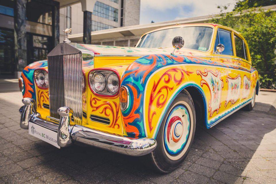John Lennon's iconic Rolls Royce
