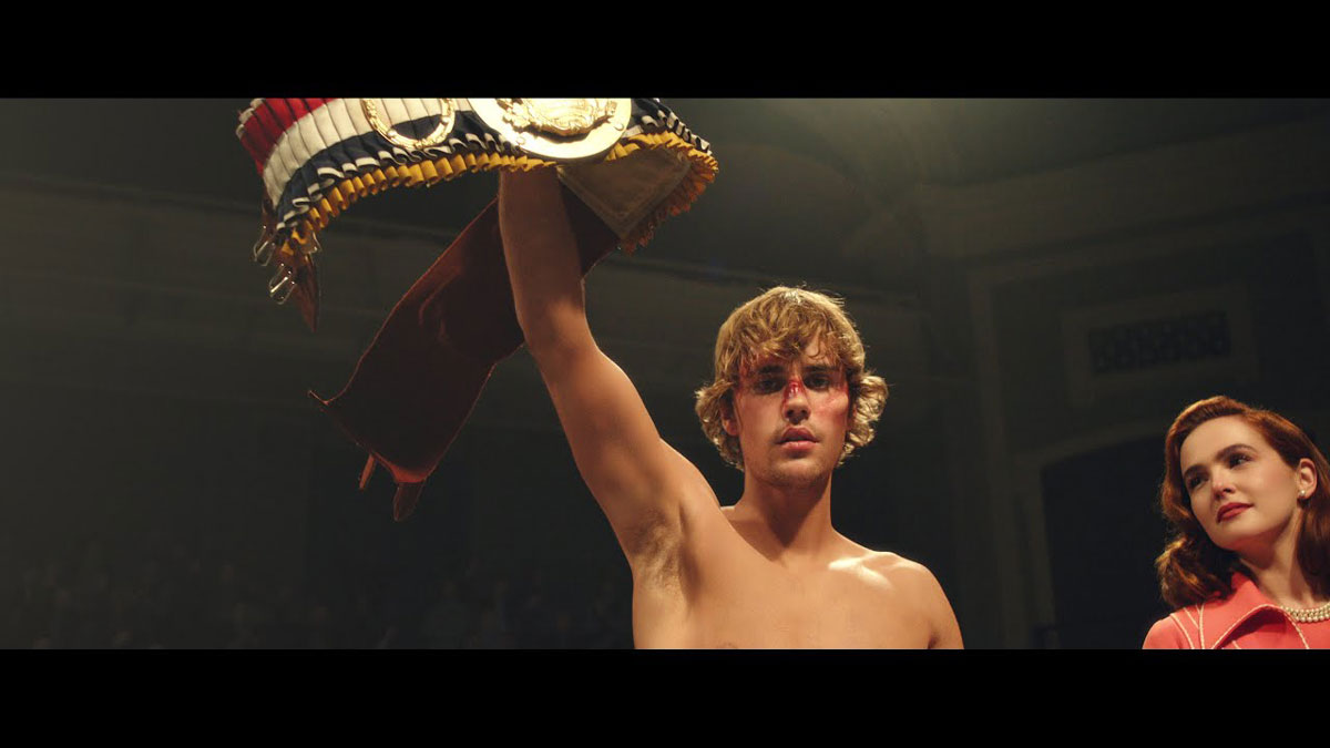 Justin Bieber Reveals Rocky-themed Music Video for the 'Anyone' Song