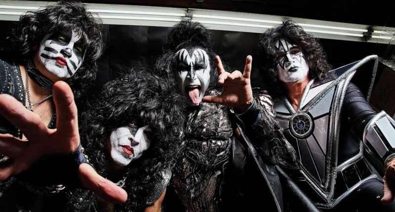 Gene Simmons from KISS Says Rock is Dead and Talks About Billie Eilish