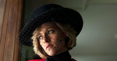 Kristen Stewart as Princess Diana in the 'Spencer' Movie