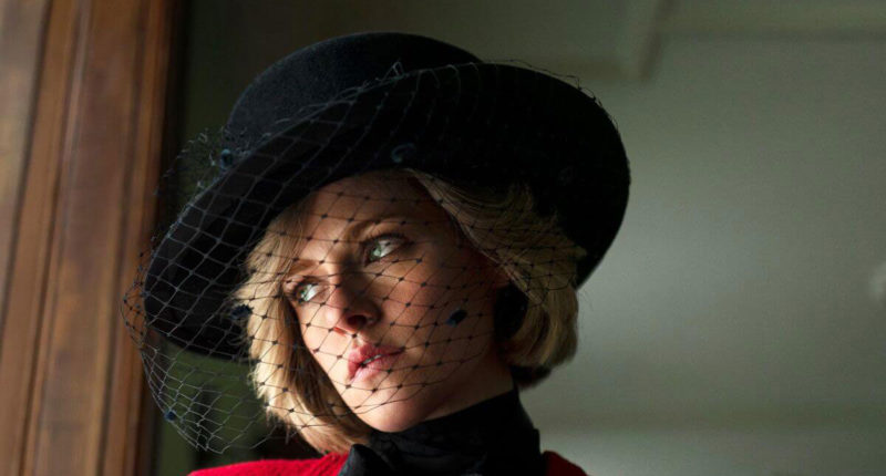 Kristen Stewart as Princess Diana in the 'Spencer' Movie