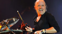 METALLICA's Lars Ulrich Practises with RAGE AGAINST THE MACHINE Songs